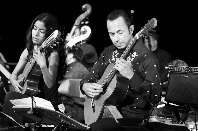 Daniel Salazar performing at Guitars Under The Stars. Hartford, CT.