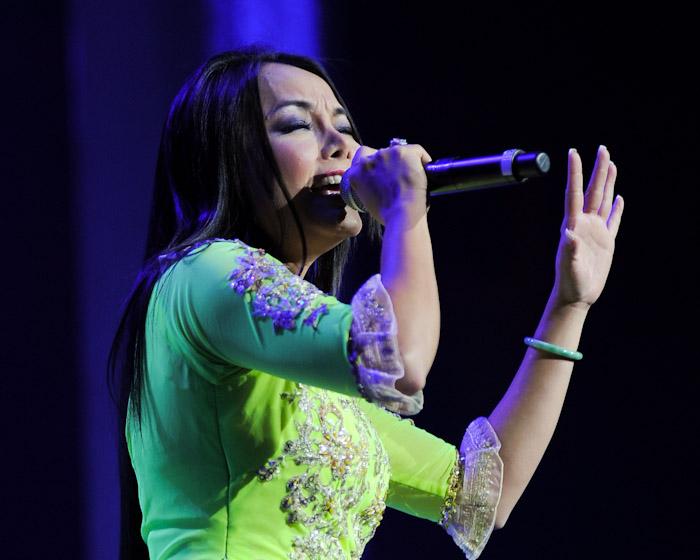Vietnamese singer Kha Tu