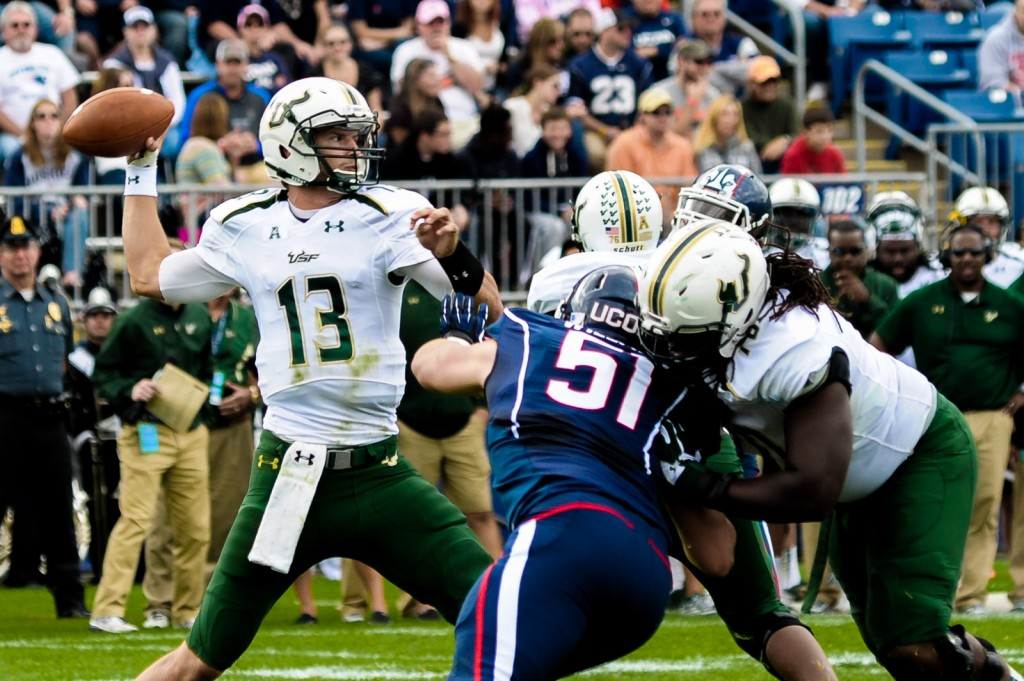 UCONN vs. USF